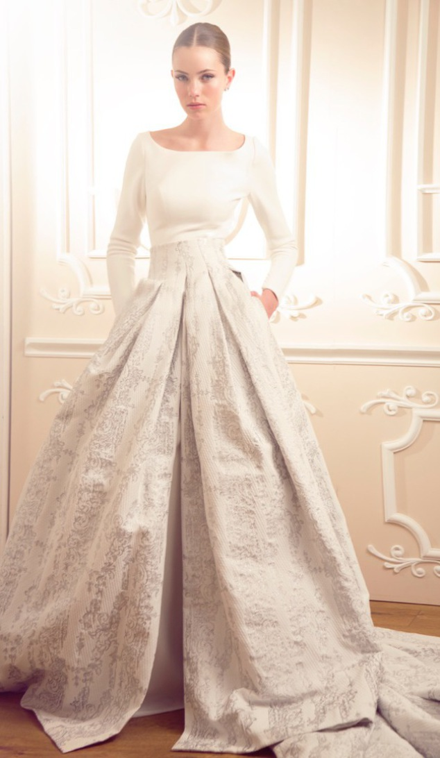 Vestidos novia para fiesta
